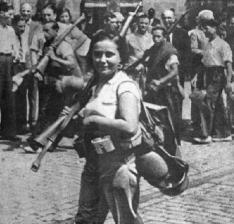 Las Mujeres en la republica Española
