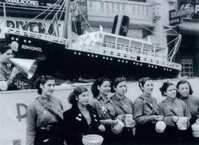 Las Mujeres en la II republica